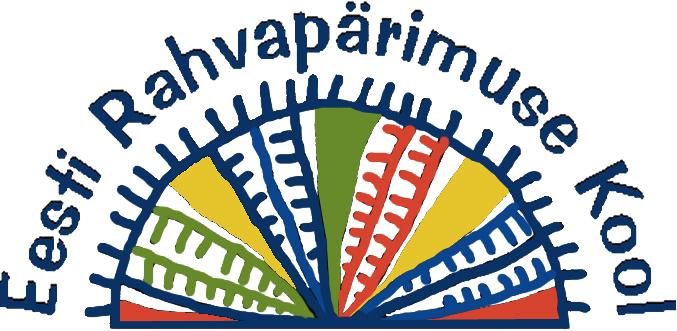 Eesti Rahvapärimuse Kooli logo
